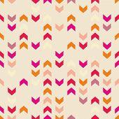 Chevron vector tile colorful pattern, texture or seamless background with zig zag stripes. Pink, violet, orange and red background, desktop wallpaper or website design element poster