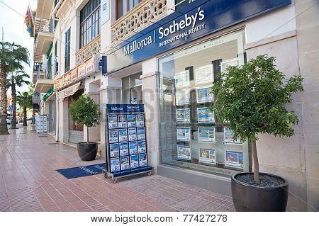 Mallorca Sotheby's office
