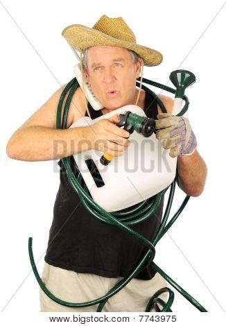 Busy Gardener