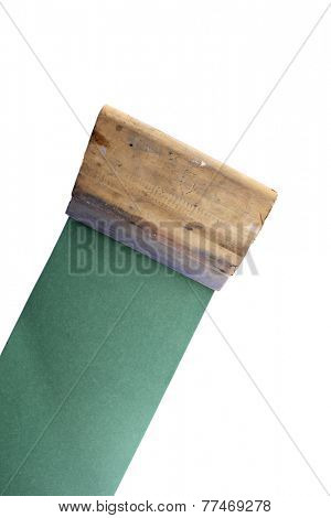 Photo of Squeegee from corner