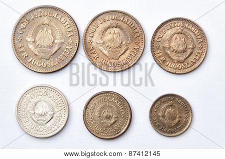 Coins Yugoslav