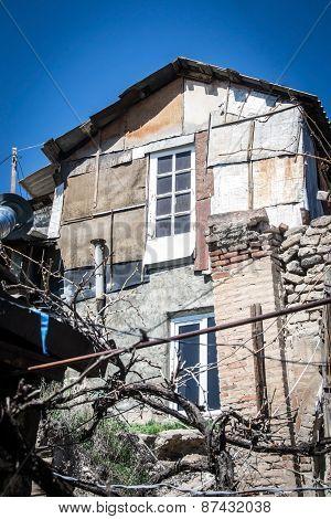 Shanty In Urban District For Poor  Yerevan, Armenia