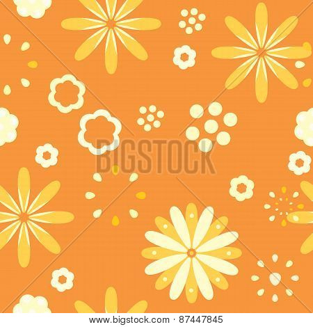 vector seamless pattern abstract background