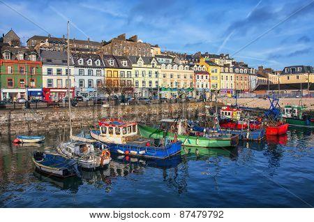 Cobh City In Ireland