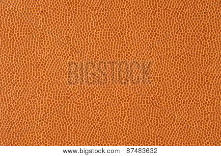 Basketball Textured Background