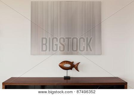 Fish Shaped Decor
