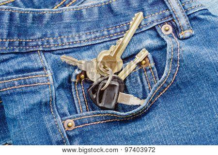 In My Denim Pocket