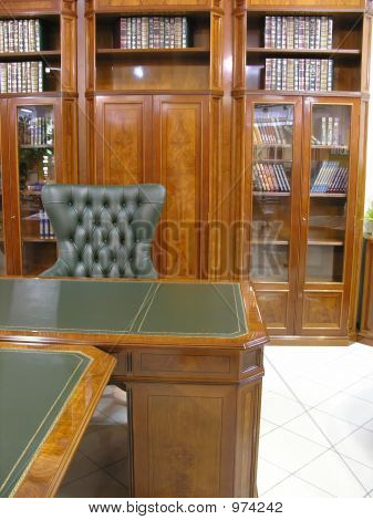 Cabinet Library