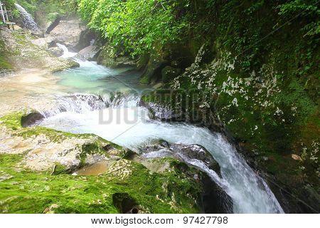 Chernigovka, Abkhazia