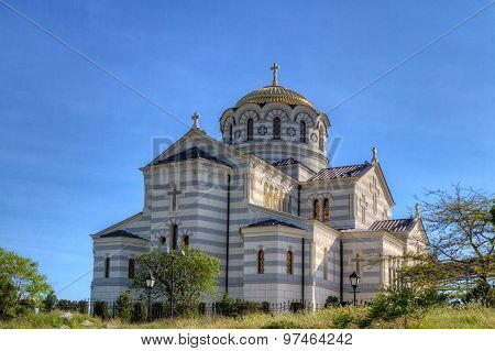 Cathedral Of St. Vladimir