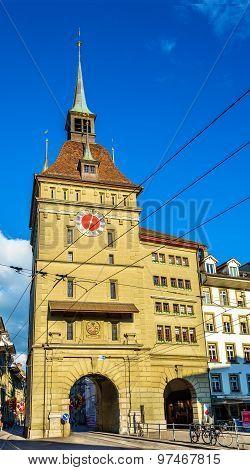 Prisoner Tower (kafigturm) In Bern - Switzerland