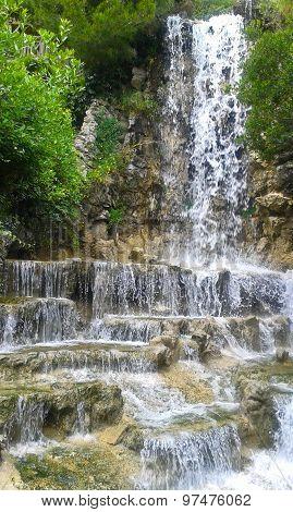Waterfall Beautiful View