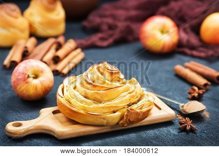 Pie With Apple