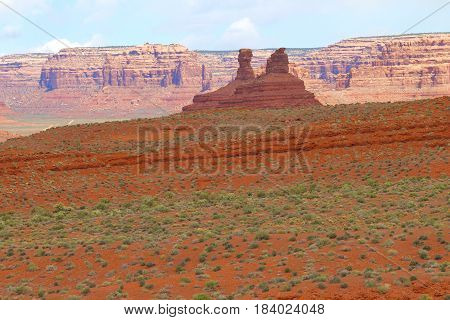 Valley of the Gods in Blanding, Utah
