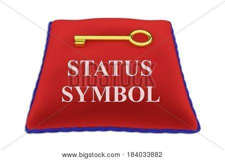 Status Symbol Concept