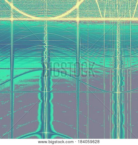 Grunge colorful background or old texture for creative design work. With different color patterns: yellow (beige); green; blue; gray; purple (violet); cyan