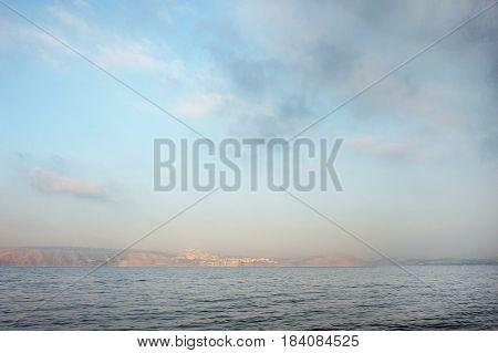 Sea Of Galilee (kinneret)