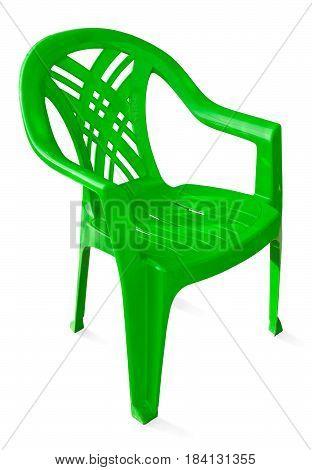 Plastic Chair Green