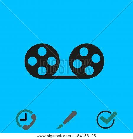 icon stock vector illustration flat design style
