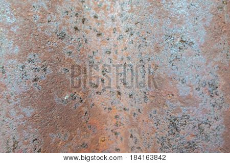 Old Zinc Rust Oxides Background Beautiful Background