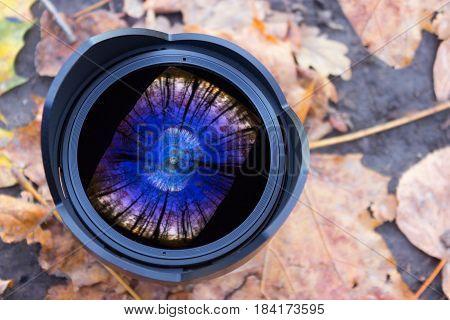 Digital Camera Fisheye Lens