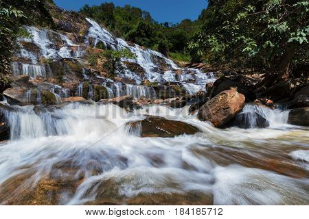 Mae Ya Waterfall, Doi Inthanon National Park