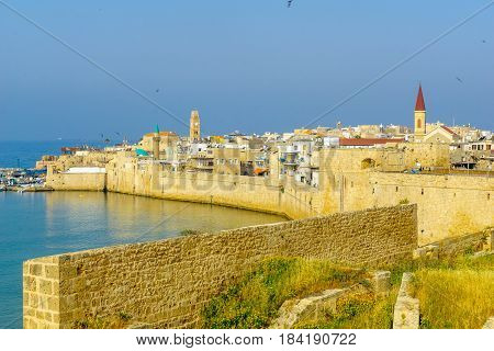 Rooftop View Of Acre (akko)