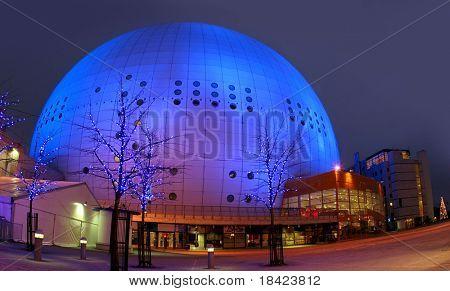 Stockholm Globe Arena (Globen)