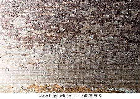 Abstract background from an old wooden board .