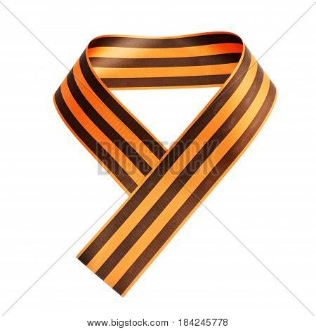 St. George Ribbon In The Form Of The Number 9