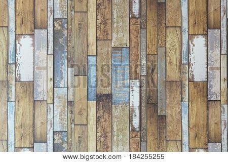 pastel wood planks texture background.Vintage wooden background