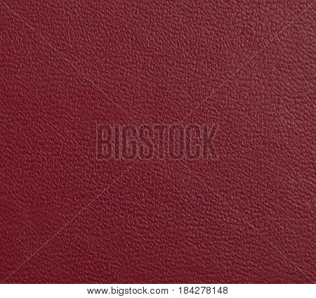 rough dark red leather texture background material.