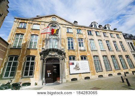 Belgium, Antwerp, Plantin-moretus Museum