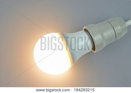 Lit Led Light Bulb
