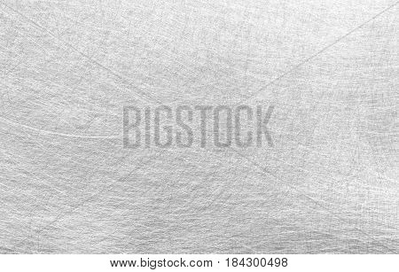 Silver Metal Background Black Abstract