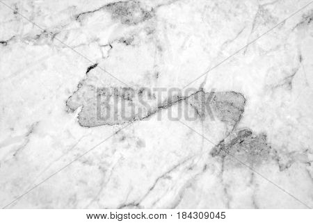 White marble texture background, Detailed of real genuine marble from nature, Pattern for background or design art work.