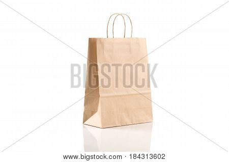 Recycled Paper Shopping Bag