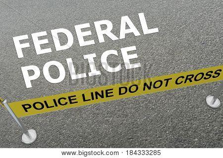 Federal Police Concept