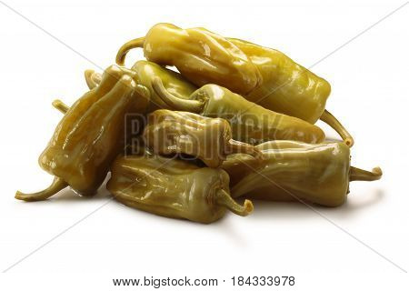Pickled Greek Pepperoncini Friggitelli, Paths