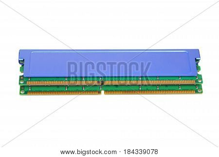 Ram Memory With Heatsink