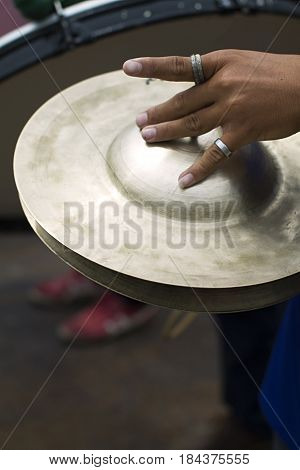 cymbals hand thailand tradition percussion  fingers  fingers