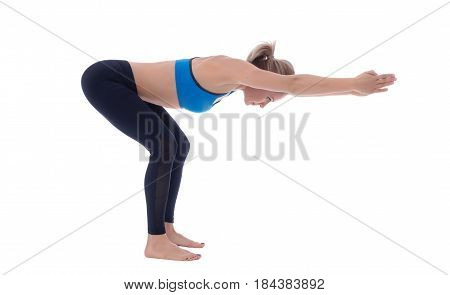 Stretching Of Posterior Chain Muscles