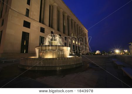 Davidson County Courthouse 2