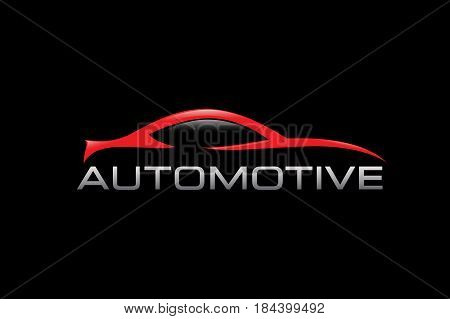 Automotive Logo Design conceot . Fully editable vector Illustration.