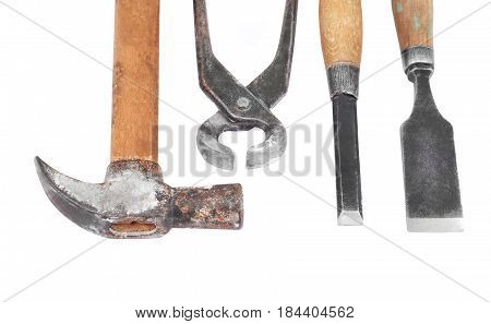 Set Of Work Tool