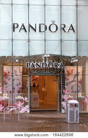 Pandora Uk