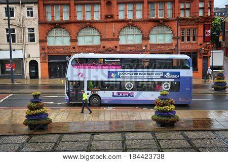 Public Bus Uk