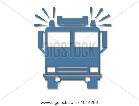 Transportation Car Sign