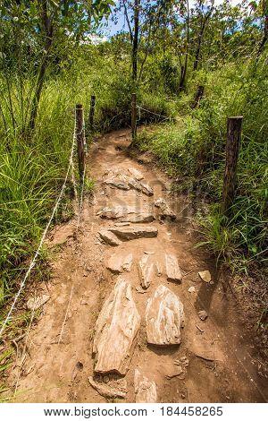 Rustic Land Way