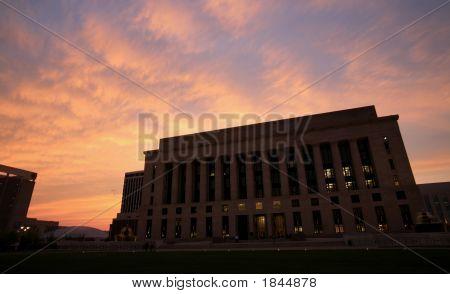 Sunset City Hall